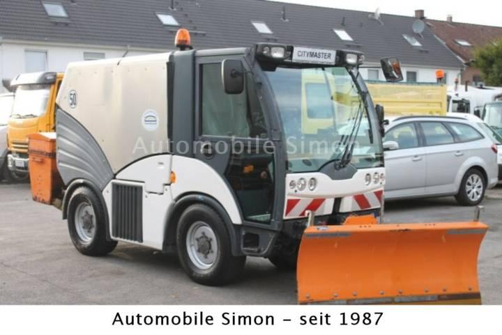 Multicar Tremo *Schneeschild + Kombi Streuer + nur 195BS* - 2008