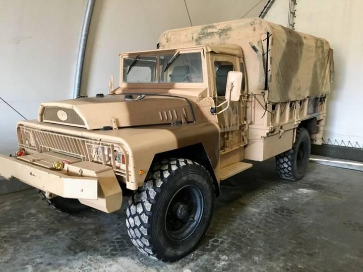TPK4-20-SM jeep - 1996
