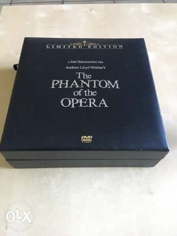 Valentines gift: limited edition box set