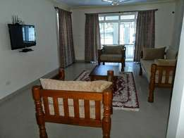 Executive 3 bedroom fully furnished holiday home for rental in nyali