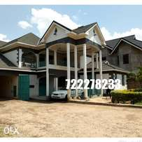 Exquisite 5br house for sale in kahawa sukari