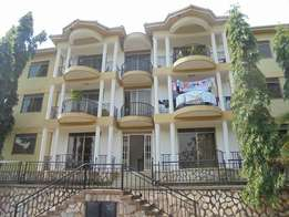 Inform 2 bedroom 2 baths apartment for rent in Muyenga at 1.3m