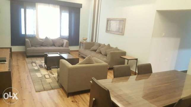 Buhair; luxury Four Broom brand new apartment with maidroom