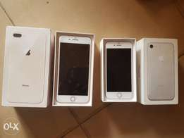 Extra mint yankee used iphone 8plus 64gb n 7 available for low price