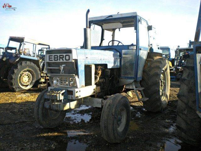 Ebro 6100 wheel tractor for parts