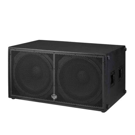 """wharfedale delta 218 double 18"""" 1600w rms bass bin new Springs - image 1"""