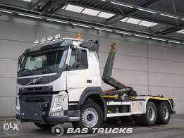 Volvo FM 420 Unfall Fahrbereit - To be Imported