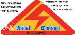 Collaborative approach to all electrical problems at Wizard electrical