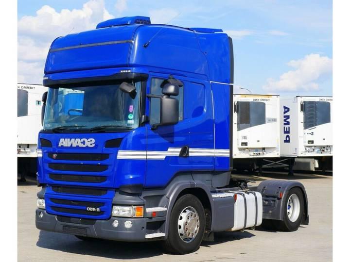 Scania R450 Topline E6 / Leasing - 2014