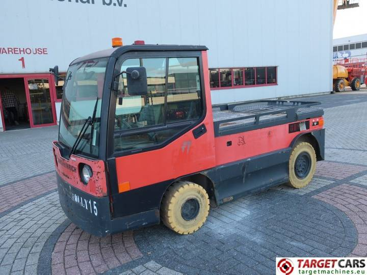 Linde P250 Electric Tow Truck Tractor max 25000KG