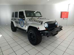 Jeep wrangler 3.6 Sahara 4 Door 2013