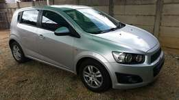 Chevrolet Sonic 1.4 LS for sale