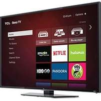 new brand 48 inch tcl smart tv with youtube,google,netflix cbd shop
