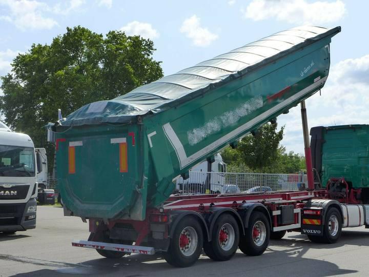 Kempf SKM 35/3*Liftachse*TÜV*36m³*BPW*Rollplane* - 2013 - image 5
