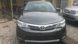 Tokunbo Toyota Camry 2015 model accident free