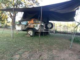 2004 Challenger Campmaster wilderness Bundu Basher