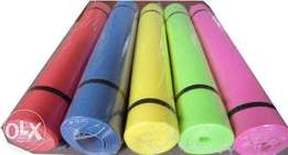 Yoga mats/exercise mats selling at friendly prices at Nairobi cbd.