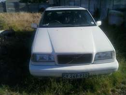 volvo turbo auto for sale as is
