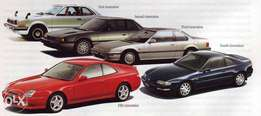 Wanted ! Honda Prelude Gen 3 or 4 or 5