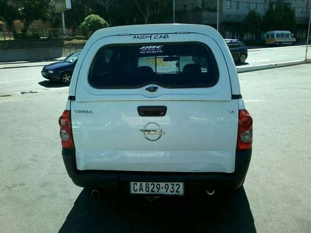 2006 opel corsa utility Cape Town - image 5