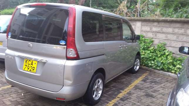 Nissan Serena 4WD NC25 Woodly - image 2