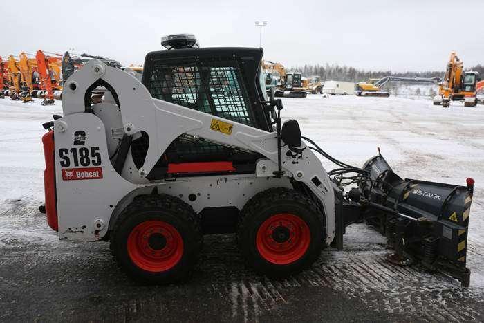 Bobcat S185 - 2011 for sale | Tradus
