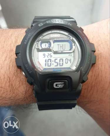 Gshock Bluetooth