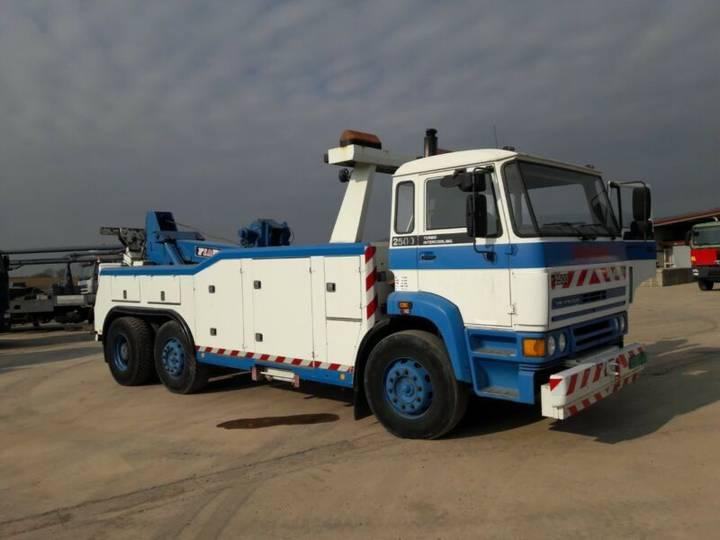 DAF 2500 FAG - 1987