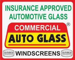 Insurance approved windscreen installations