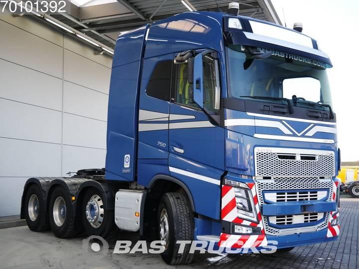 Volvo FH16 750 8X4 Liftachse+Lenkachse I-Park Cool Euro 6 - 2015 - image 3