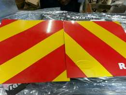 Cabin Reflectors Available.