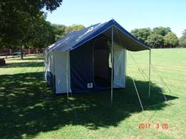 SEAKING Highwall Canvas Tent