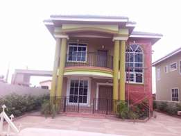 4 Bedrooms House in a Gated Community in Dome Pillar 2