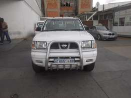 Nissan Hard body 4x4 2005 model white in color 215000km R100000