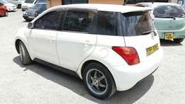 Toyota Ist KBP Auto Peral White Very Clean