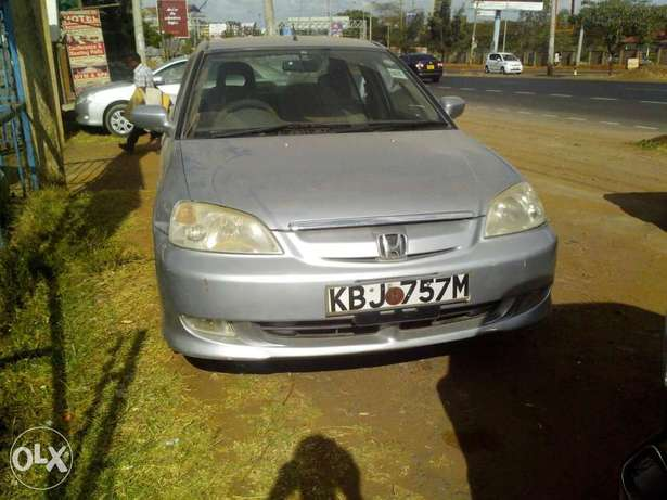 Honda Civic, KBJ, year 2001, 1500 CC, used. Langata - image 2
