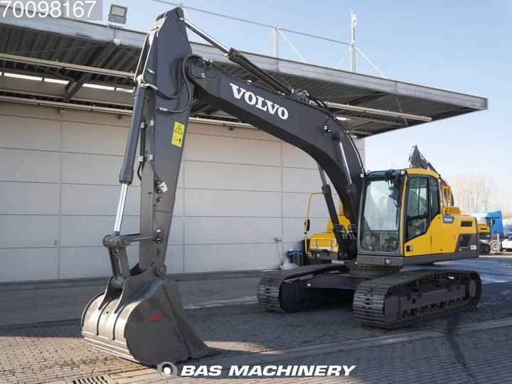 Volvo EC220 D L NEW UNUSED - CE MACHINE - 2018