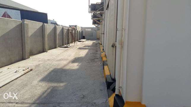 Garage for rent - Doha industrial areas