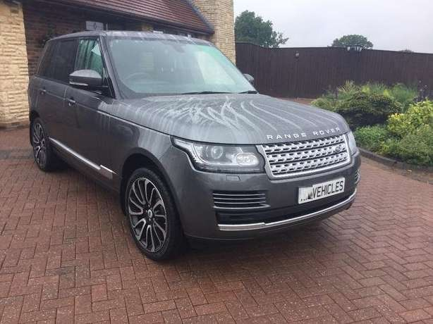 2016 Range Rover 3.0 Diesel autobiography/ full sliding panoramic roof Nairobi West - image 1