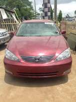 Tokunbo 2005 Toyota camry leather seat xle