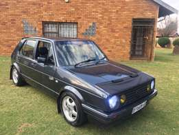 2002 Vw Golf 1.4i - With a/c - only 160 000km