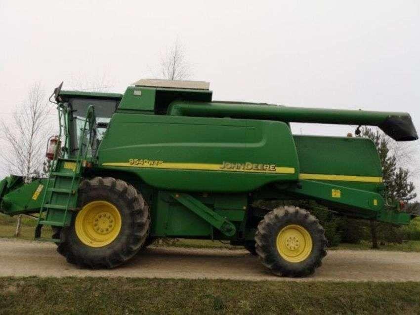 John Deere 9540 Wts - 2004