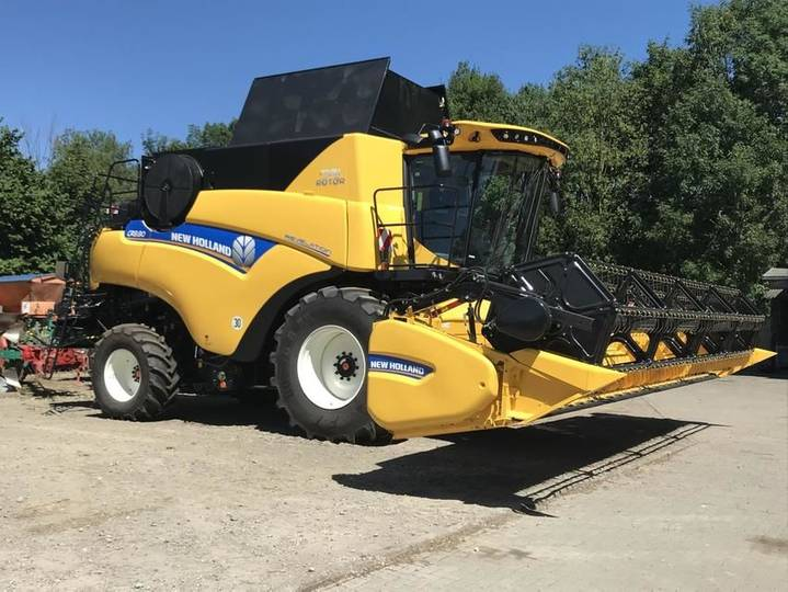 New Holland cr8.80 - 2018