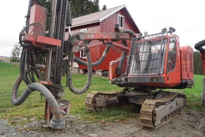 Sandvik Dx780 - 2012