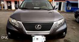 Sweet 2012 Lexus rx350 bought brandnew