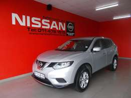 2015 Nissan X-trail 2.0 XE Manual 7 Seater