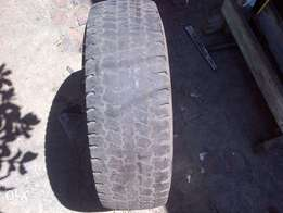 """Continental 4x4 15"""" used tyre R250"""
