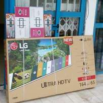 Brand new LG 65 inches digital led TV 4k
