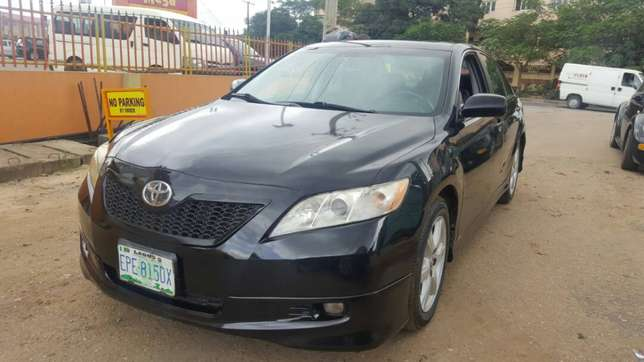 Toyota Camry Sport Edition 2007. Well maintained Ikeja - image 8