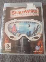 PS3 Games - Shaun White Snowboarding